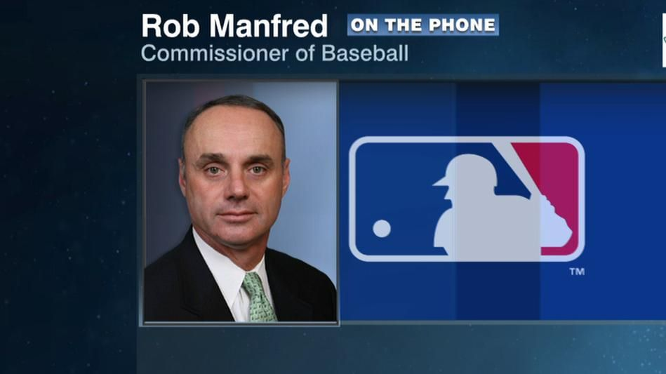 Manfred addresses diversity issue in baseball