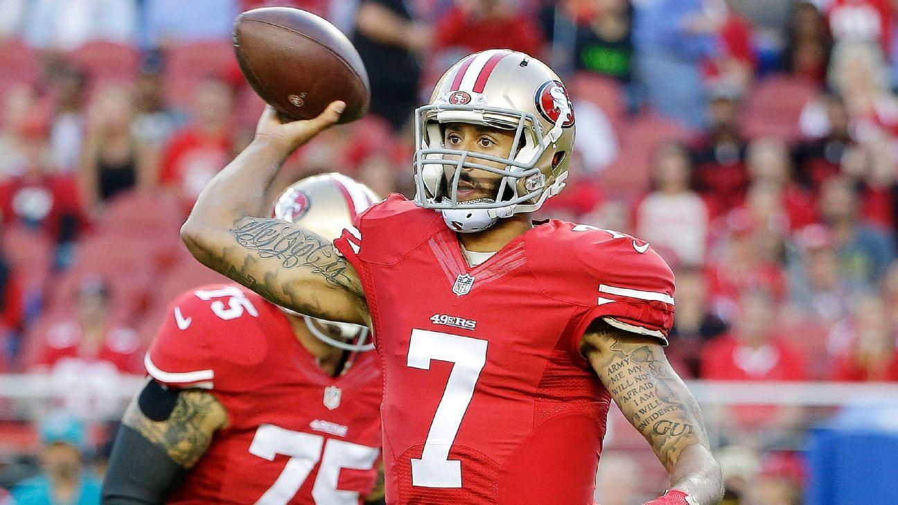 Is it time for 49ers to bench Kaepernick?