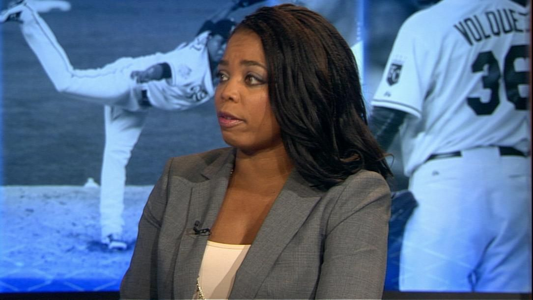 Jemele Hill believes FOX should've reported Volquez's father's death