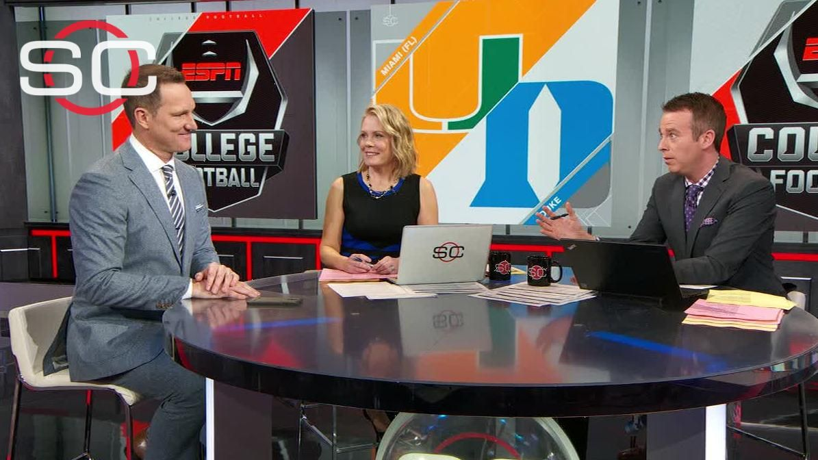 Kanell: Limit to what ACC can do to fix Miami-Duke finish