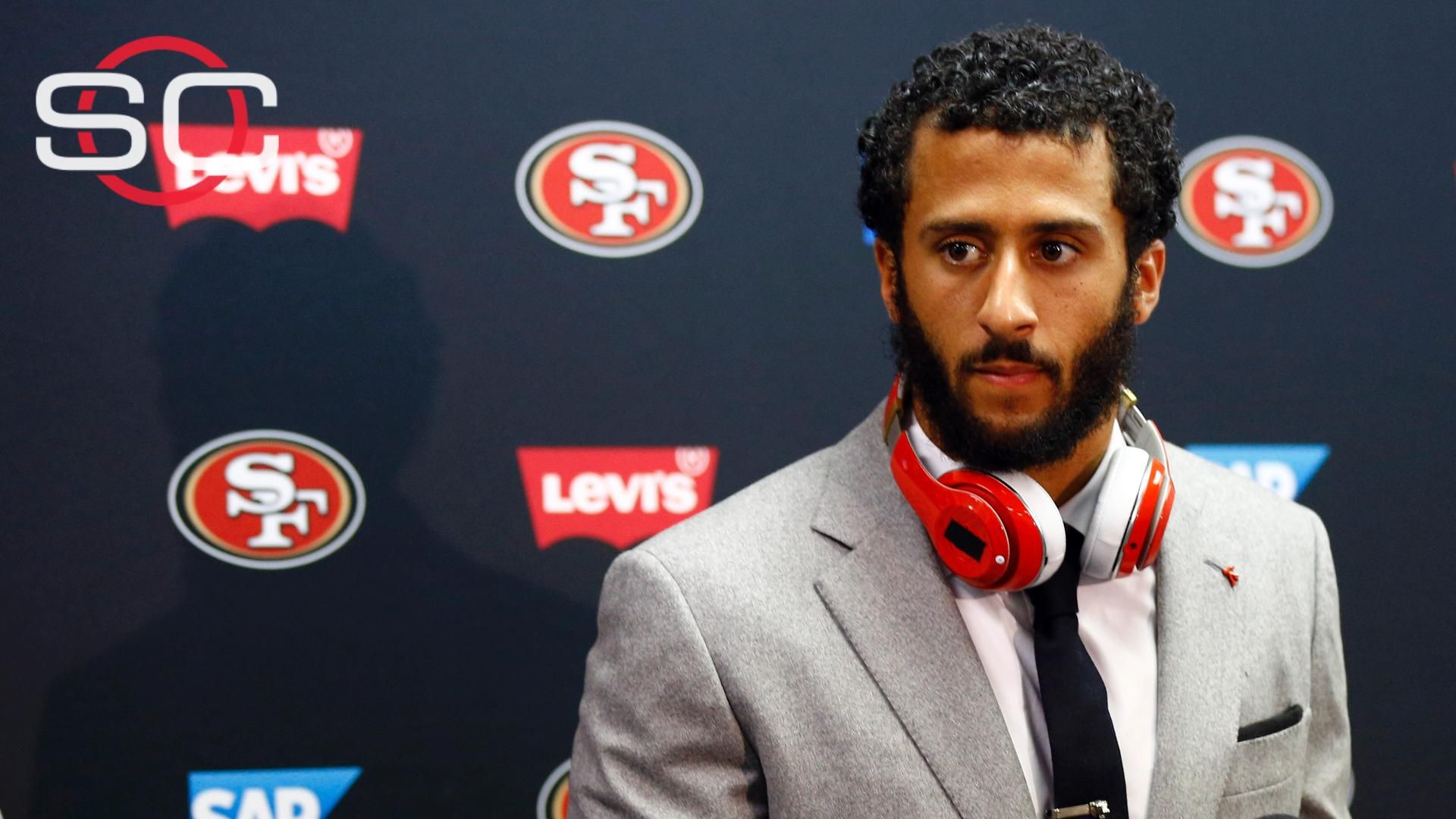 Is Kaepernick's time with the 49ers over?