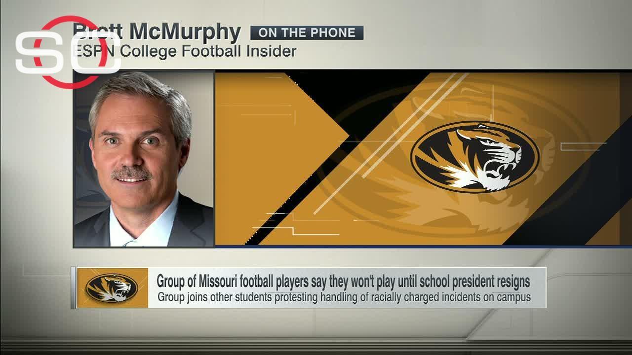 Missouri players not united over boycott