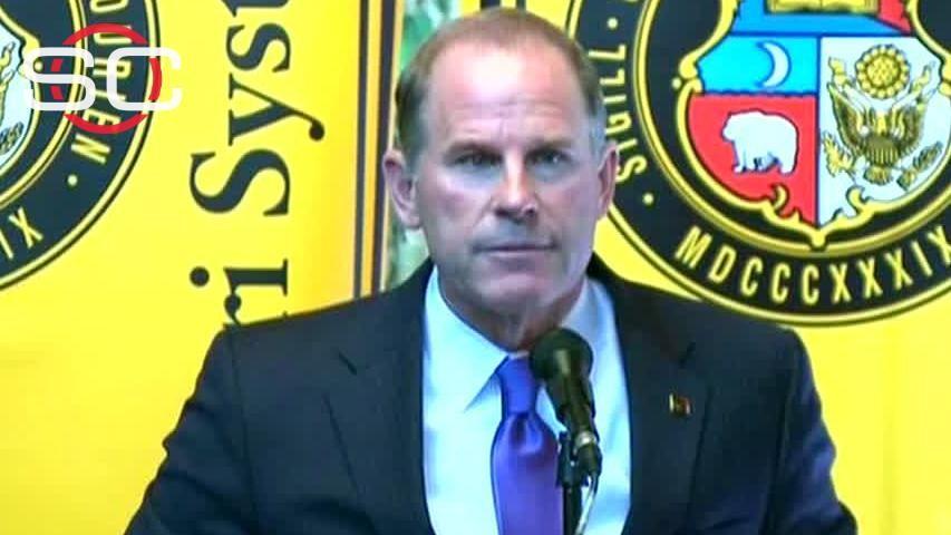 Missouri President Tim Wolfe resigns