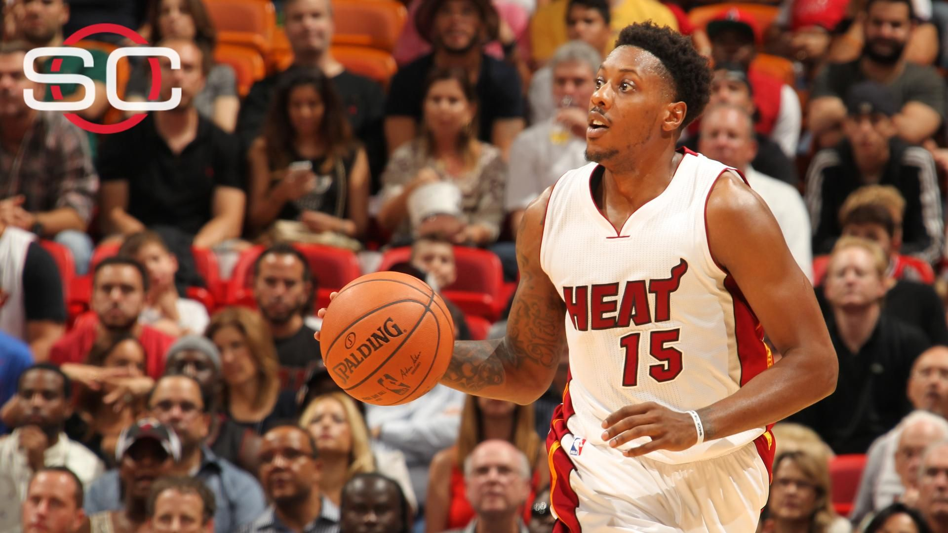 Heat deal Mario Chalmers to Grizzlies