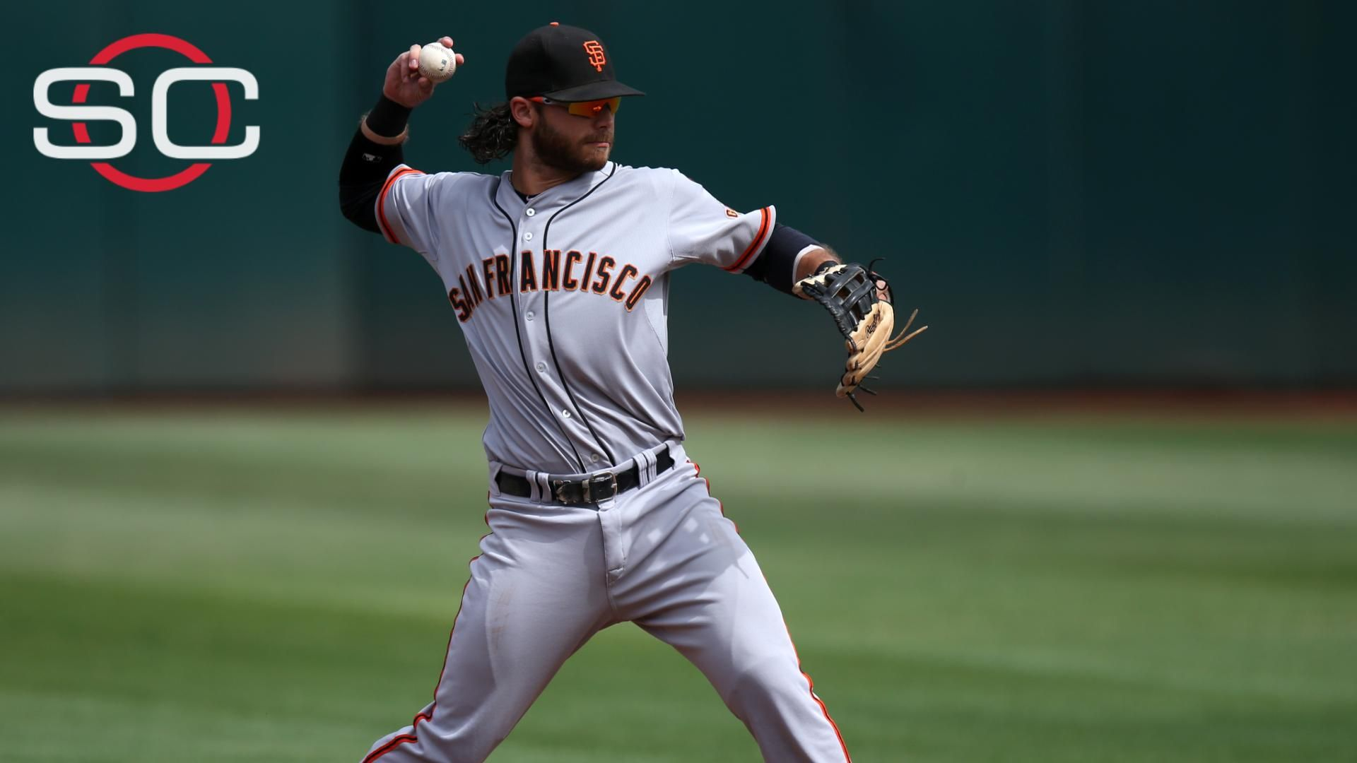 Giants sign Brandon Crawford to new deal worth $75M