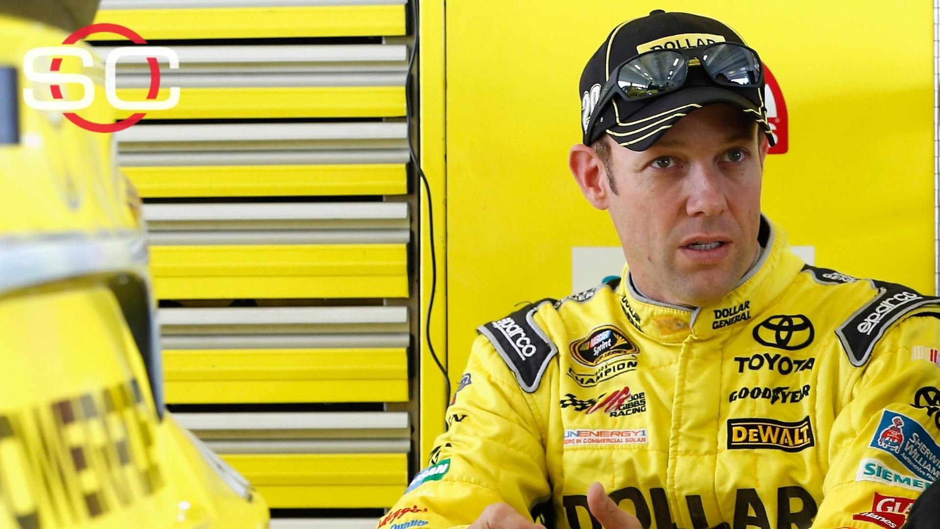 Kenseth meets with Logano before return
