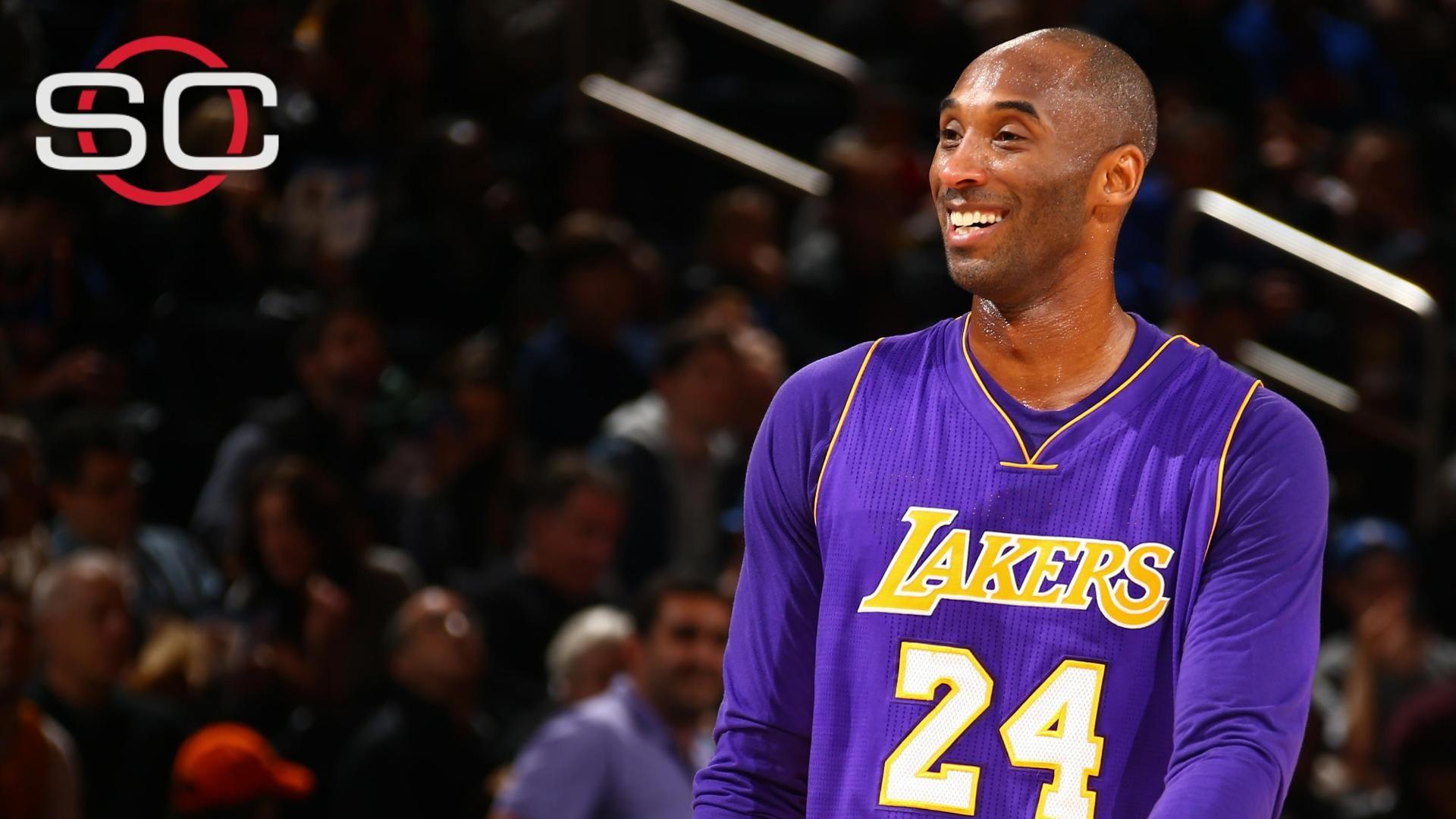 Kobe Bryant announces retirement at end of season