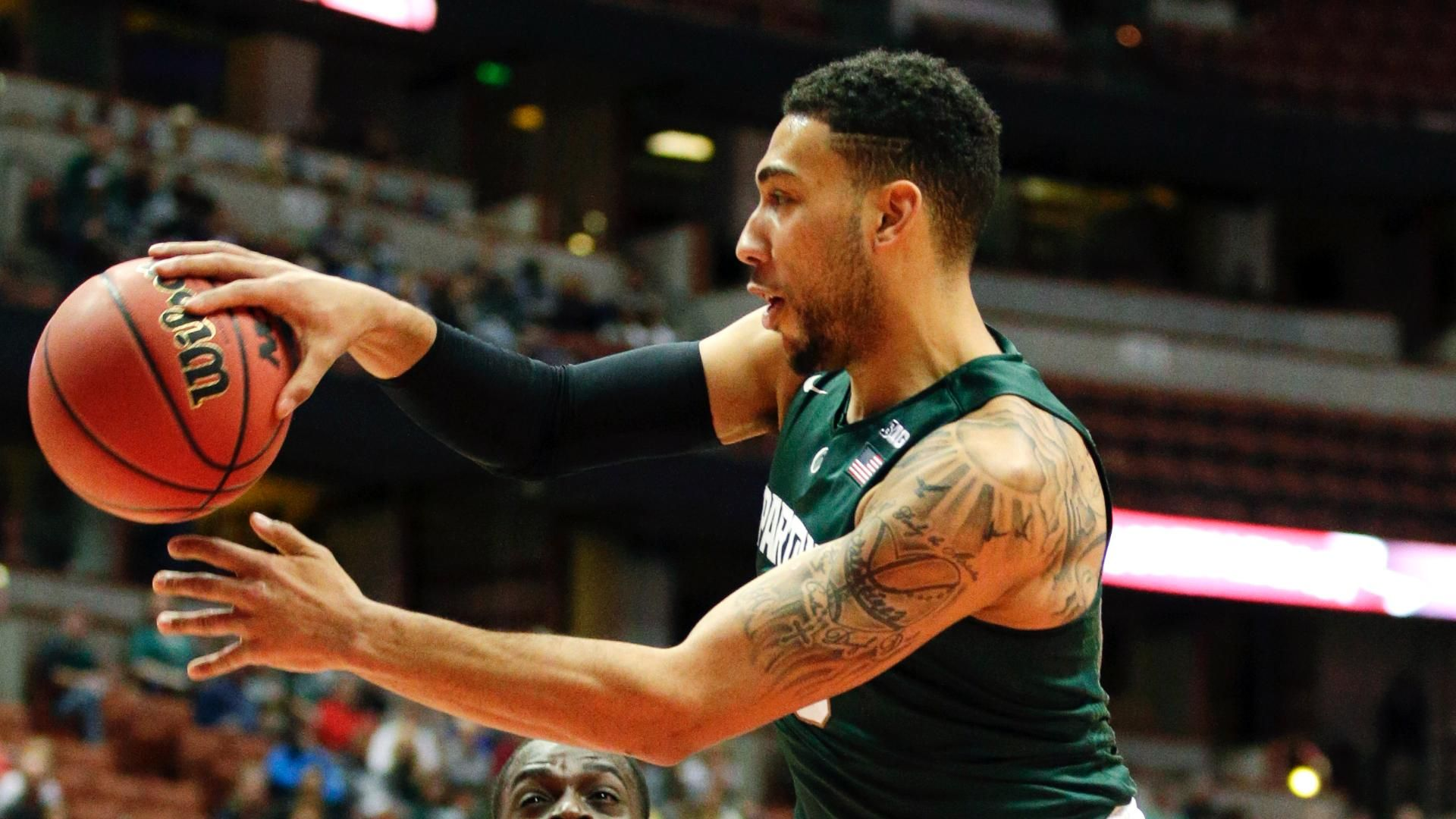 Michigan State hands Providence first loss