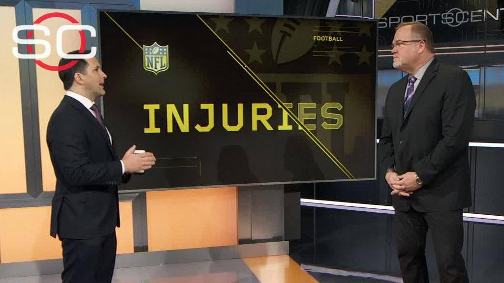 Dr. Adickes: Graham's recovery could run into 2016 season