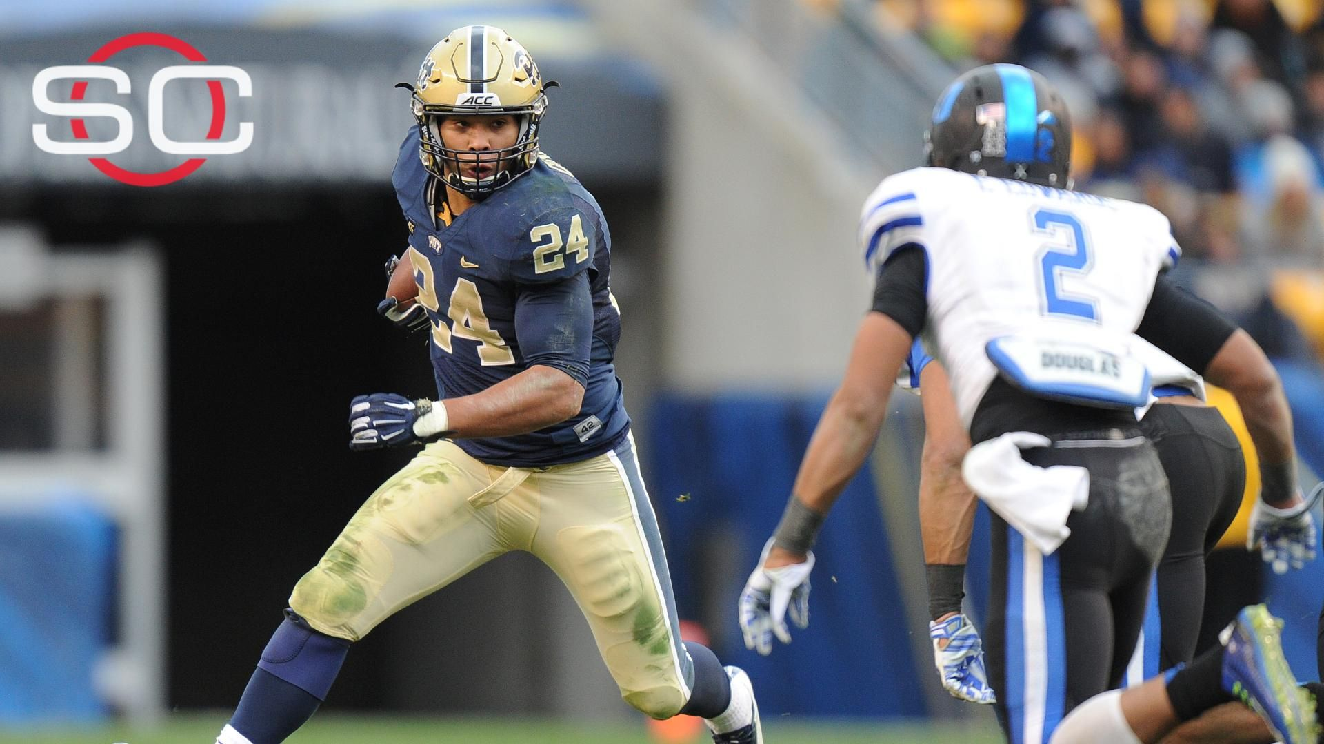 Pitt RB Conner announces cancer diagnosis