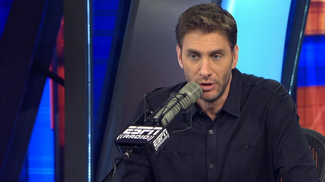 Greeny: Can't see MJ losing to Warriors