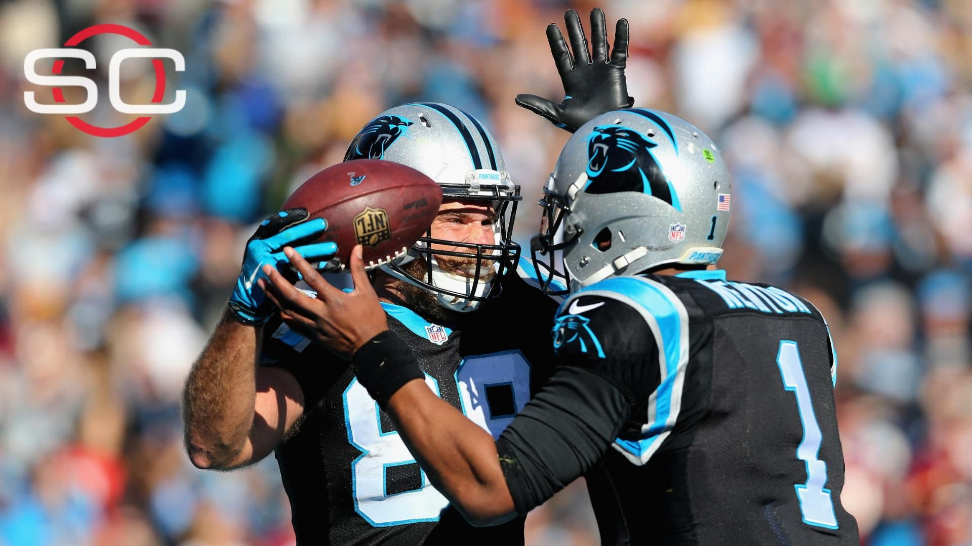 Unbeaten Panthers place 10 on Pro Bowl roster