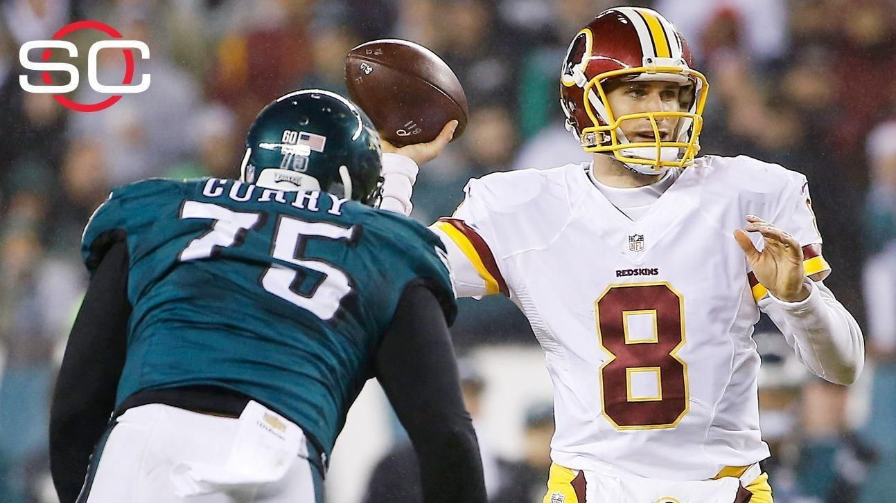 Redskins clinch playoffs, eliminate Eagles