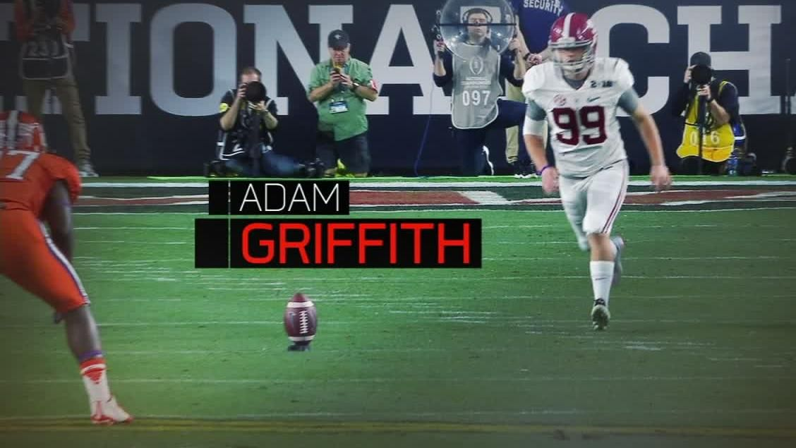 ESPN Sport Science: Alabama's onside kick