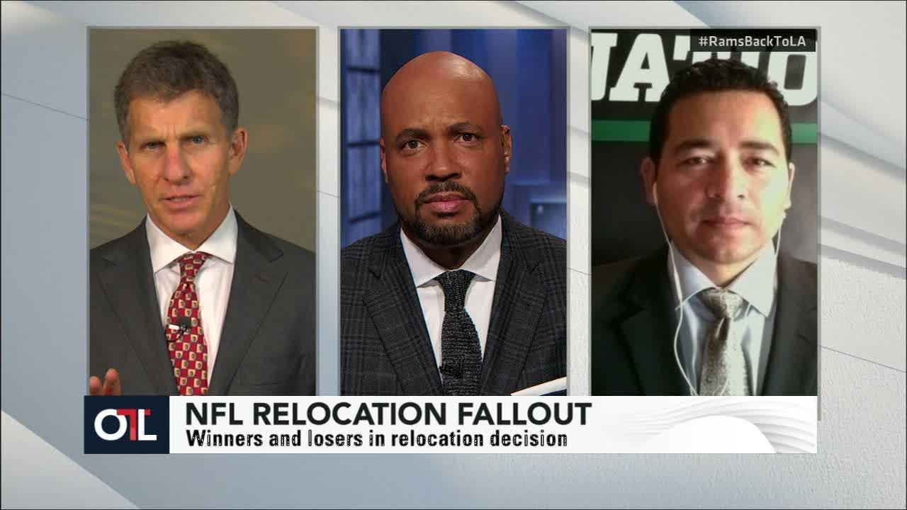 OTL discussion: Rams returning to L.A.