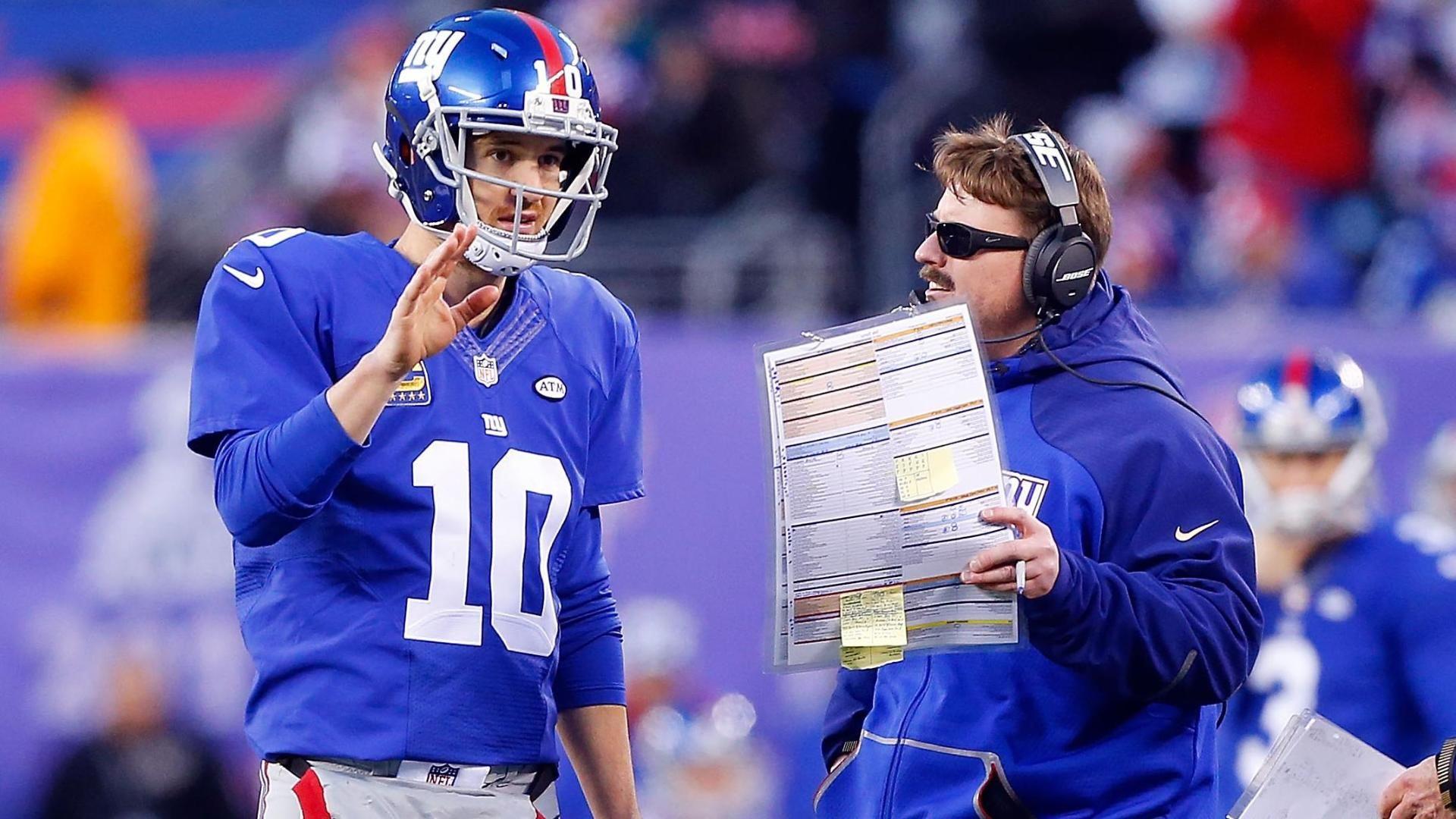 Eli a factor in McAdoo hiring