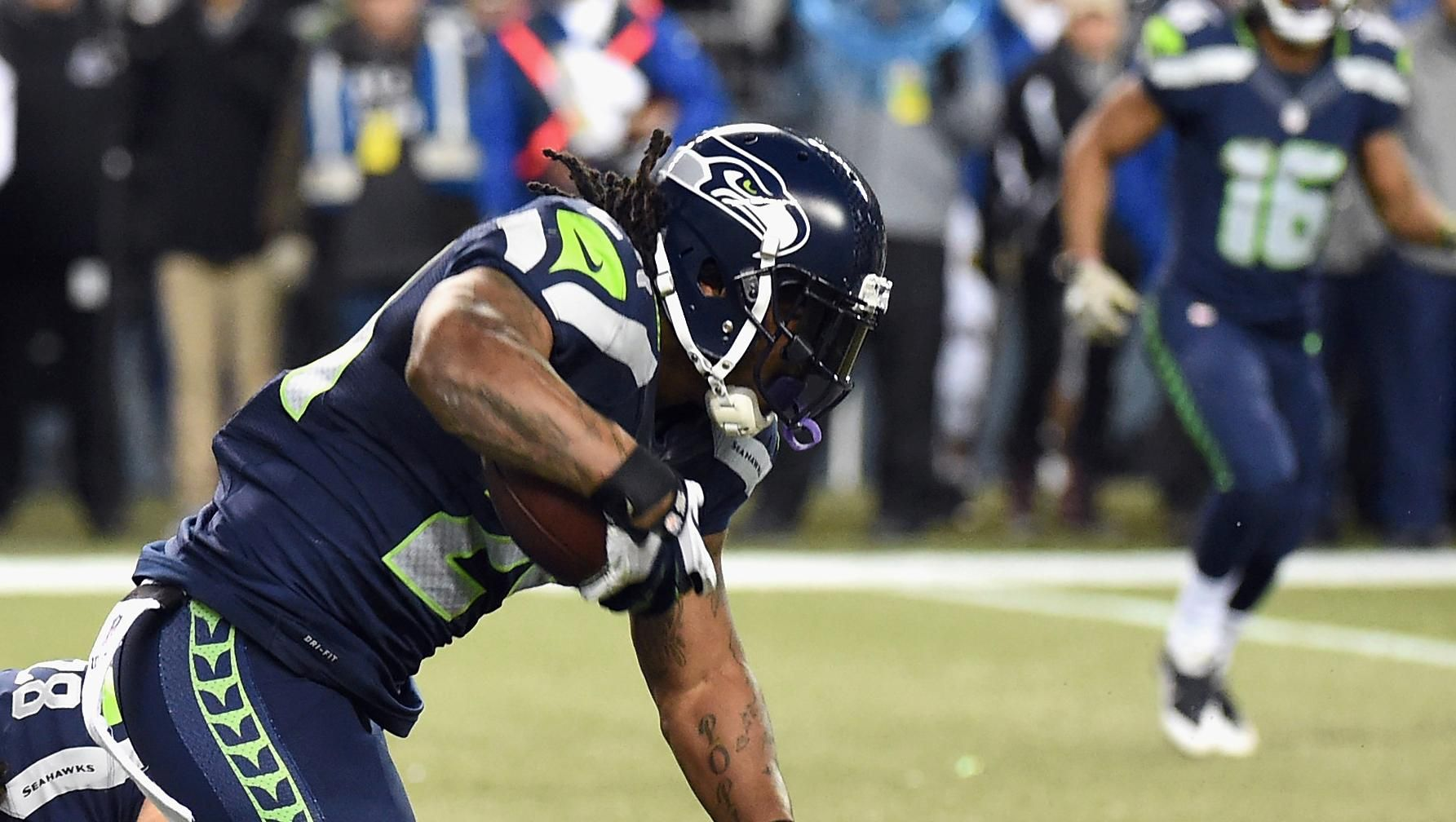 Golic: If Lynch says he's ready, he's going to play