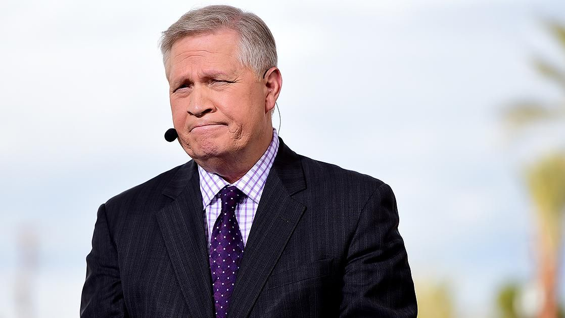 Chris Mortensen diagnosed with throat cancer