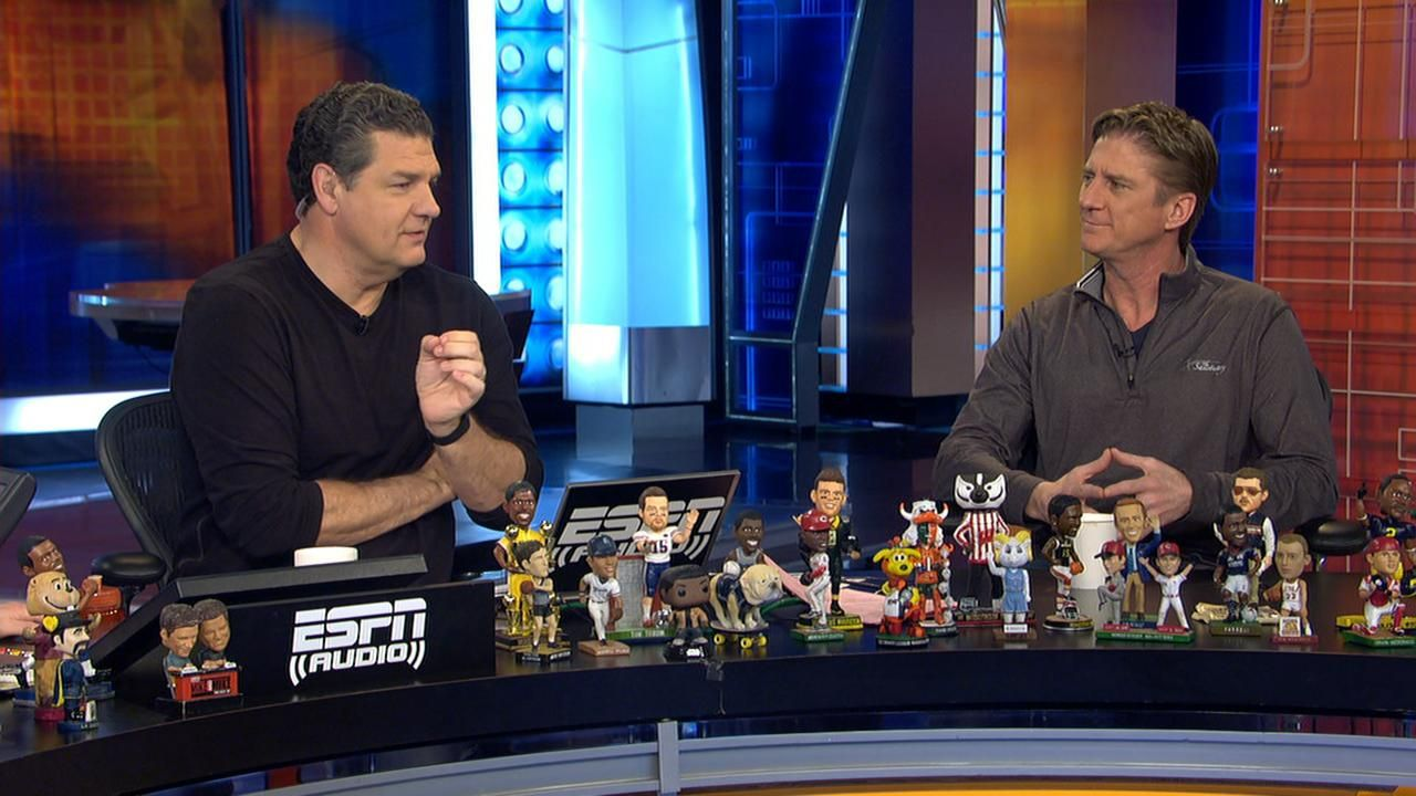 Golic: It would be unreal if Davis plays Super Bowl