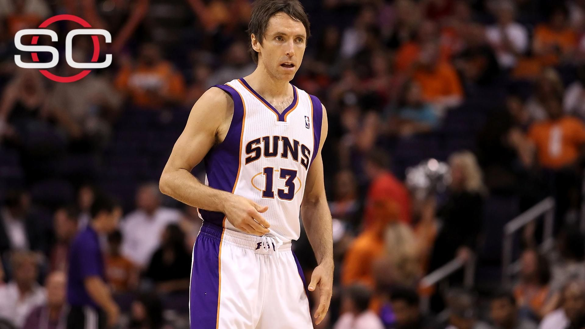 Steve Nash not interested in Suns' coaching job