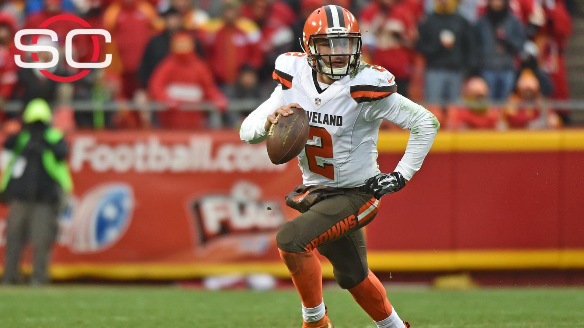 Browns plan to release Manziel