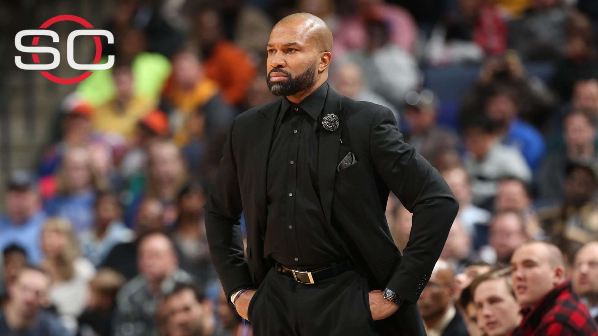 Fisher out as Knicks' head coach