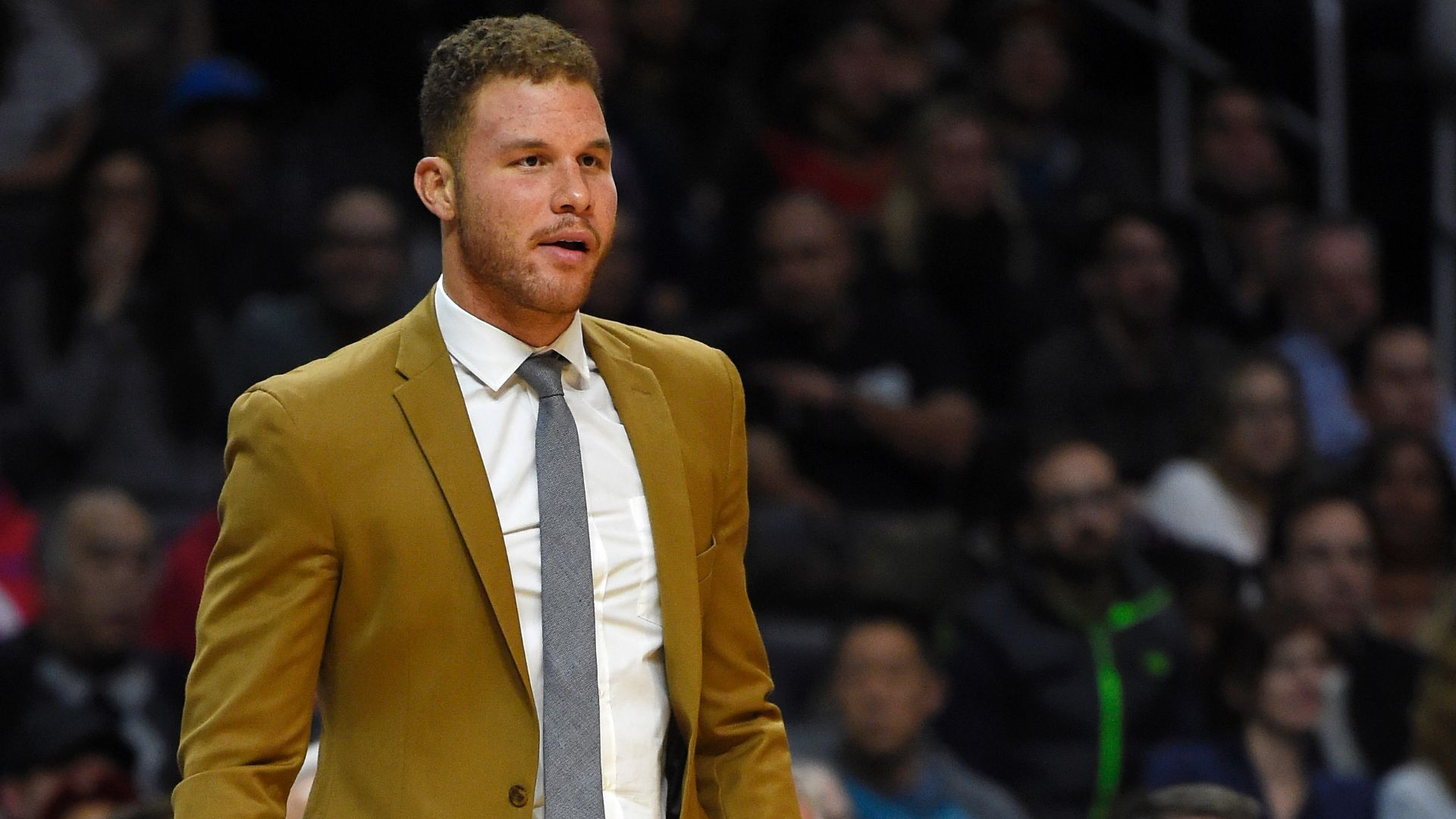 Is four games a fair suspension for Griffin?