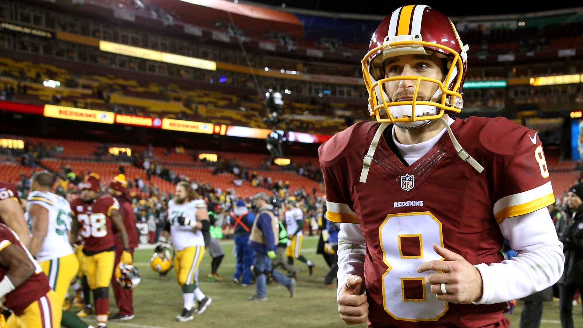 Redskins and Cousins break off contract talks