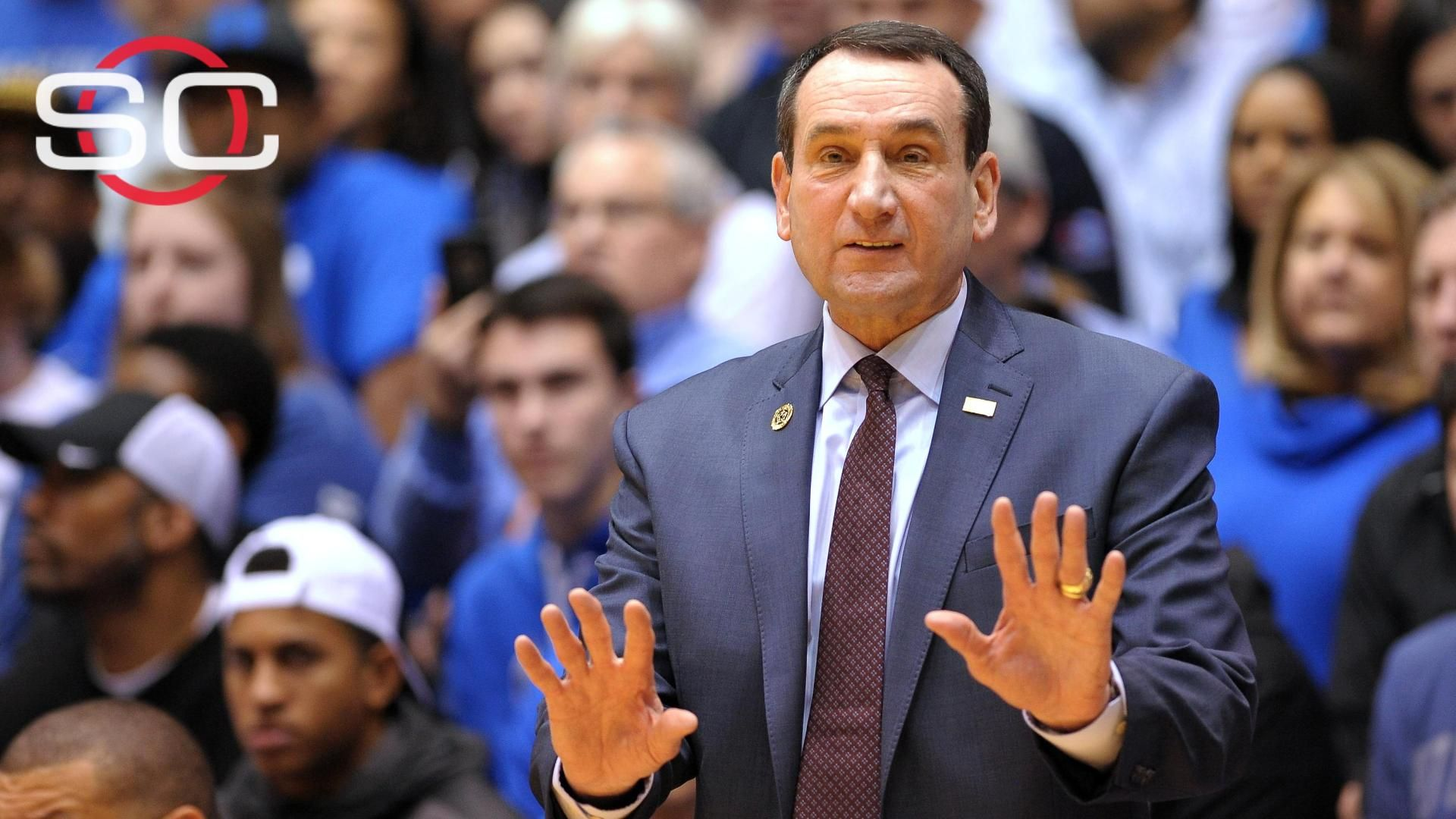 Coach K remains committed to coach Rio Games