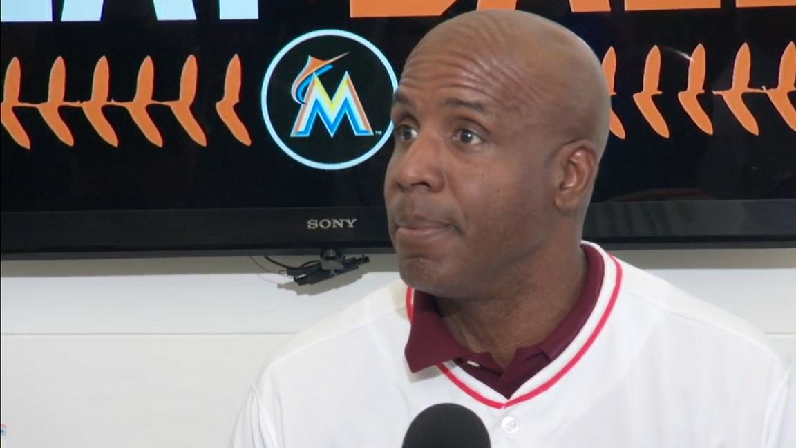 Bonds: I know what will work for Marlins' hitters
