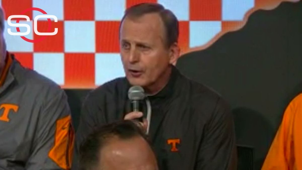 Barnes is proud to be coaching at Tennessee