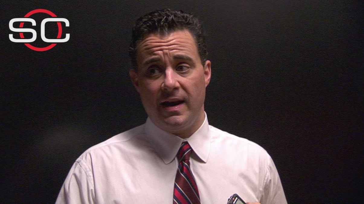 Sean Miller: 'An Arizona player is going to punch a fan'