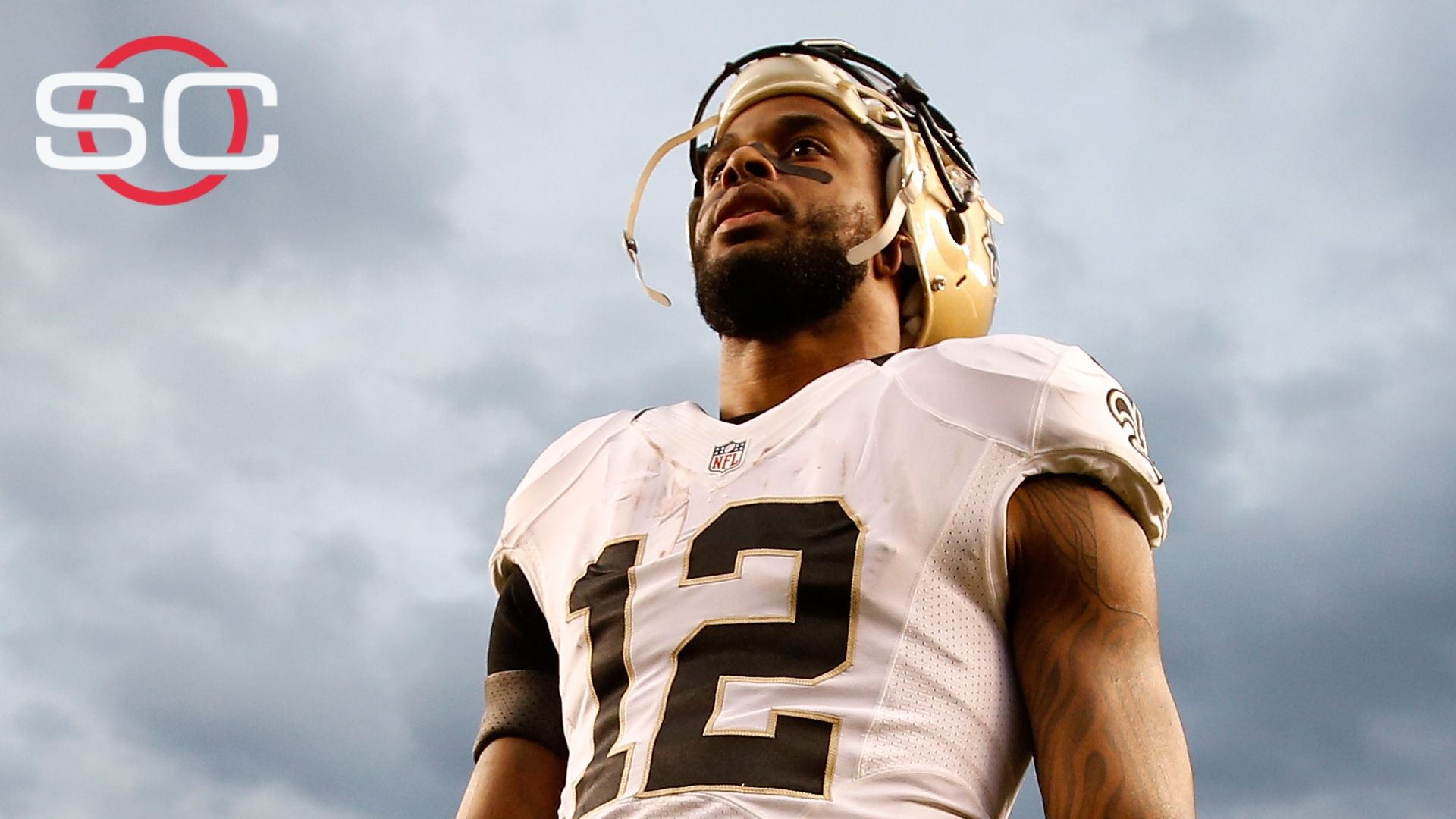 Why did the Saints release Marques Colston?