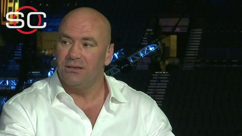 Dana White: Conor didn't win, but that's the fight game