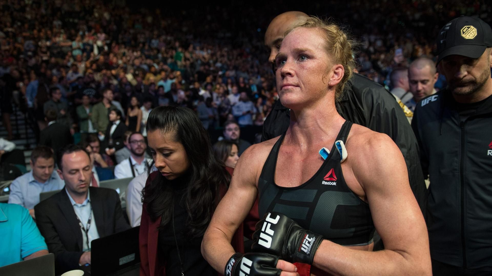 Dana White: Holm's people let her down