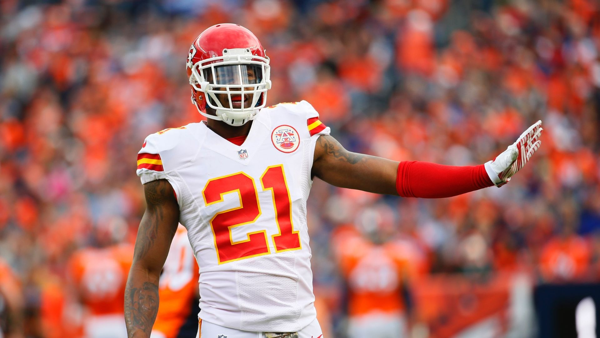 Chiefs will remember Sean Smith as the one who got away