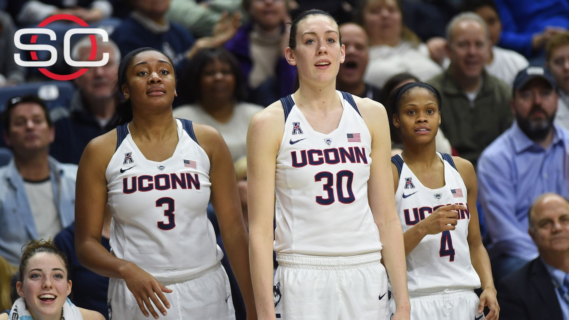UConn women overwhelming favorites in NCAA tourney