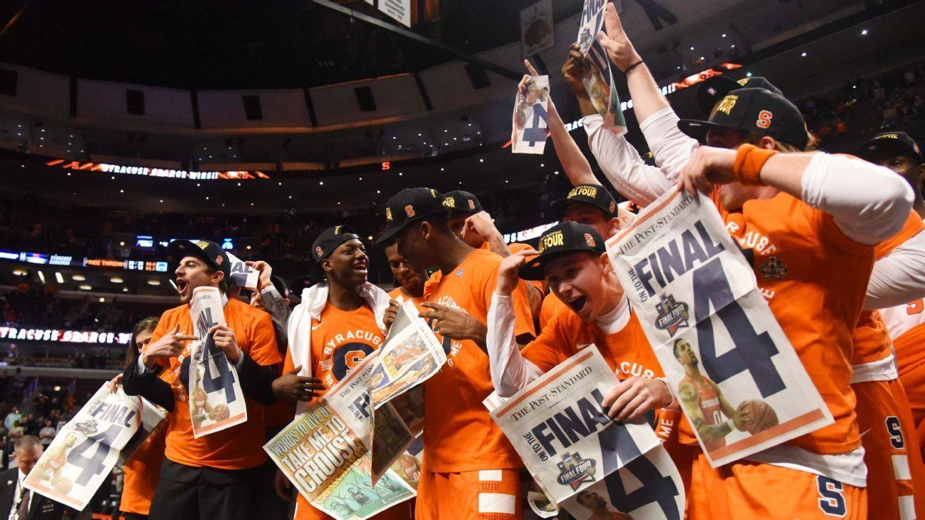 Las Vegas sportsbook sweating Syracuse