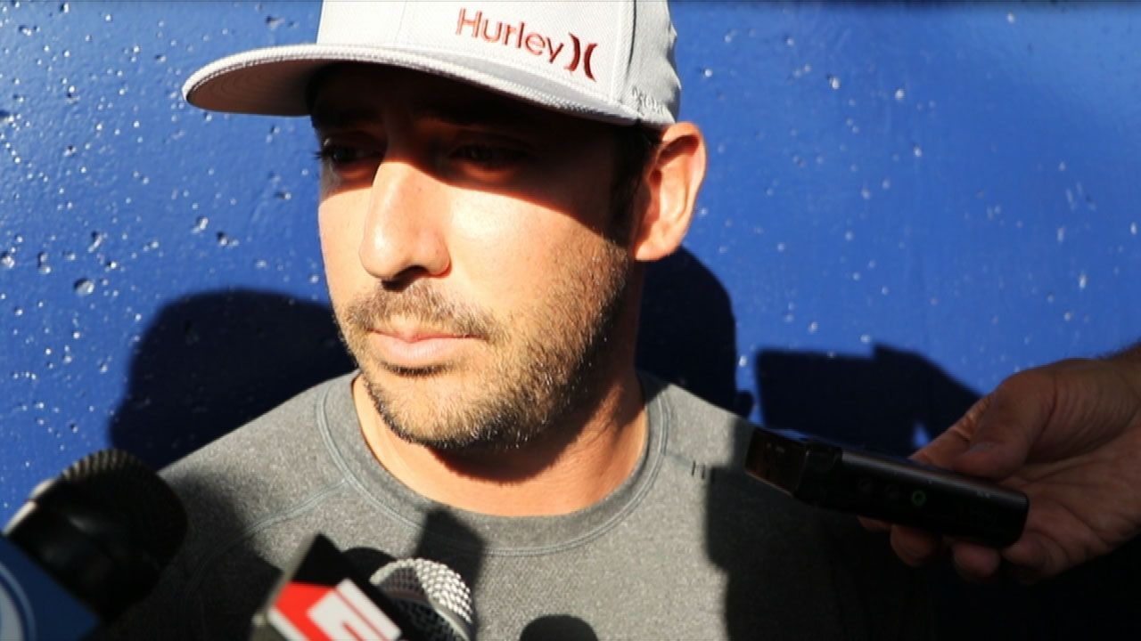 Harvey confirms he'll be 'completely fine' for Opening Day