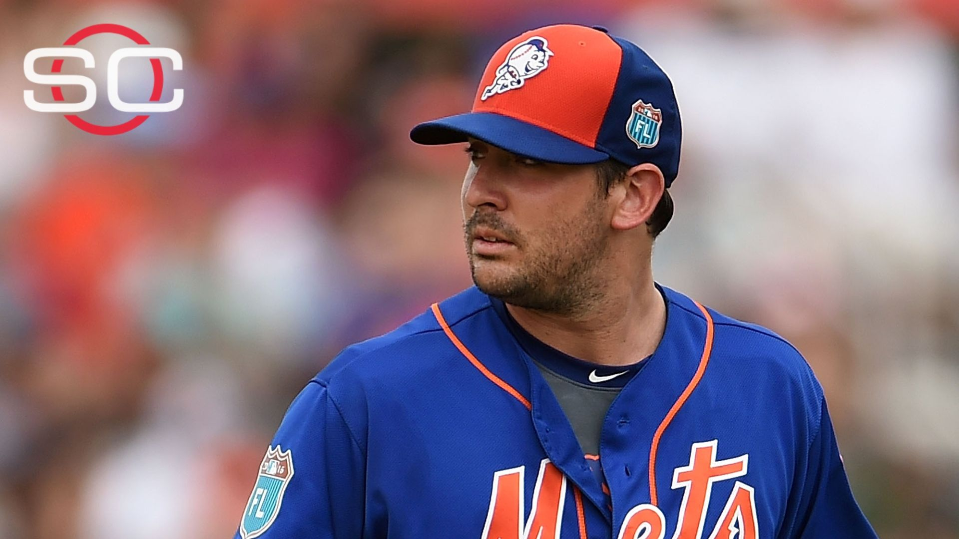 Harvey passes clot in bladder, cleared for Opening Day