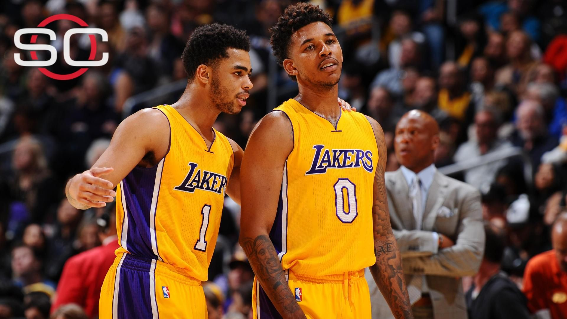 Jackson on Lakers: 'Supposed to be brotherhood'