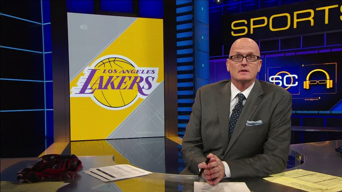SVP on Lakers: 'This is not the kind of thing that just goes away'