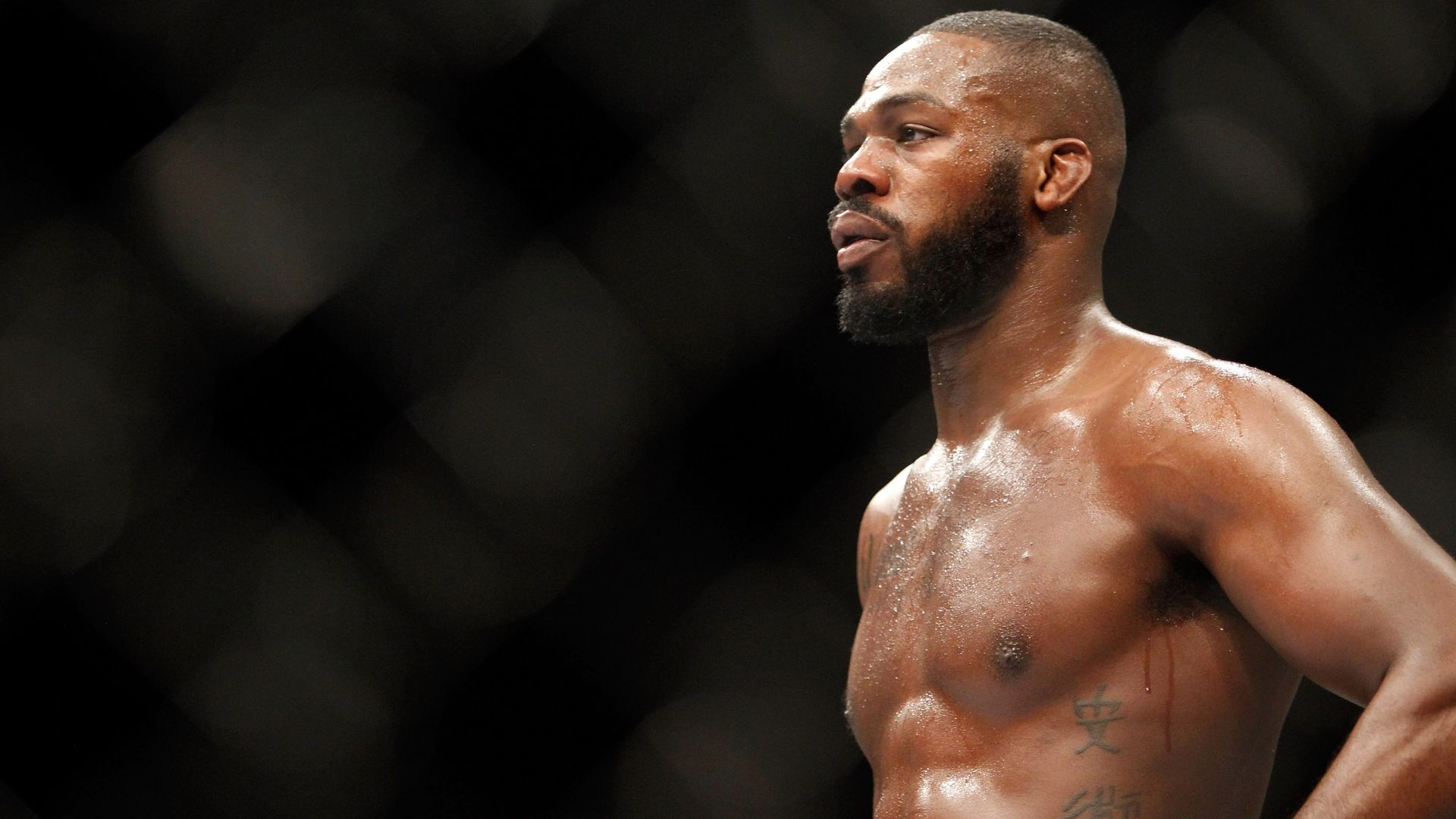 Jones receives driving ban, fight with Cormier still on