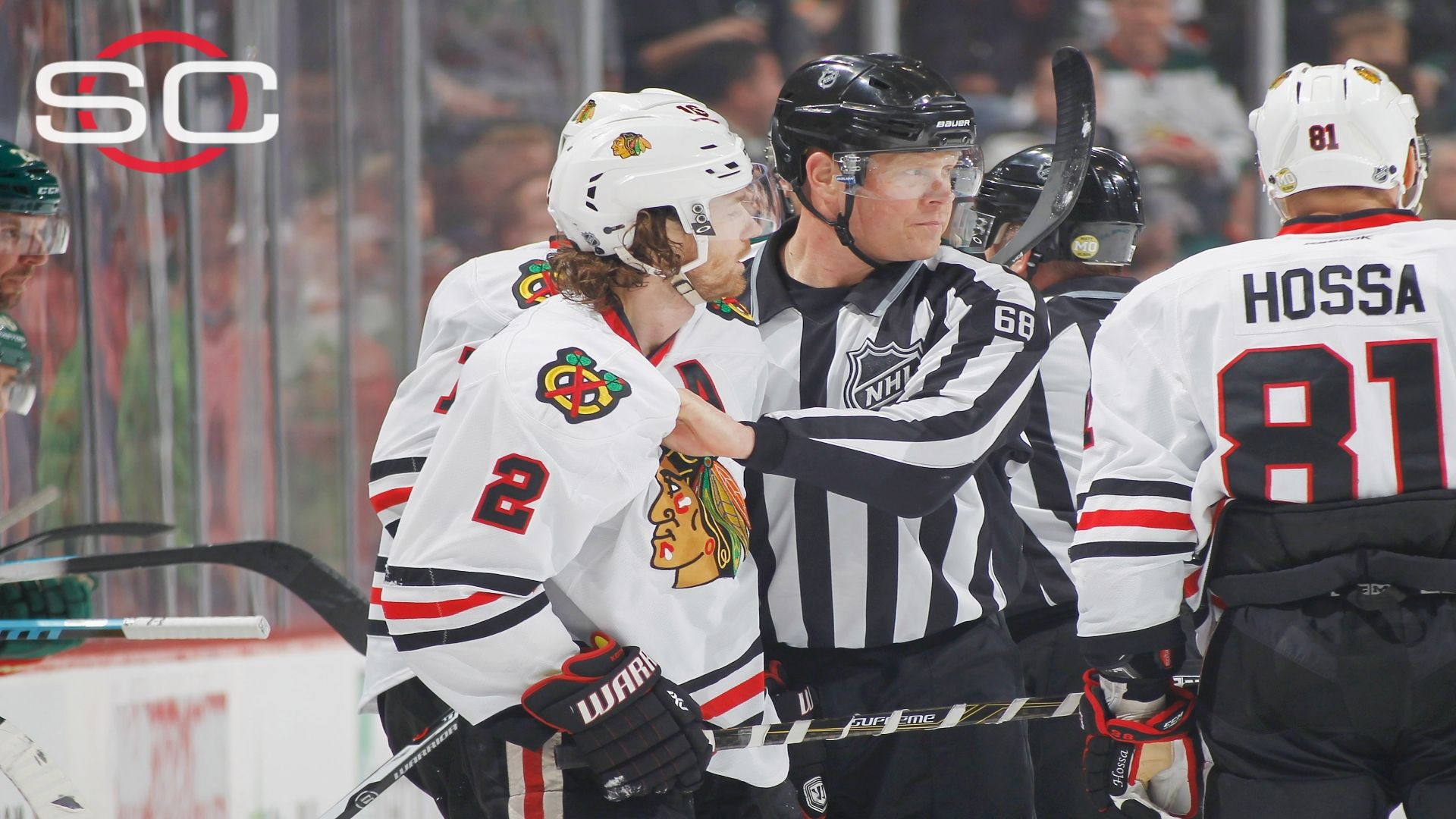 Duncan Keith suspension provides him rest
