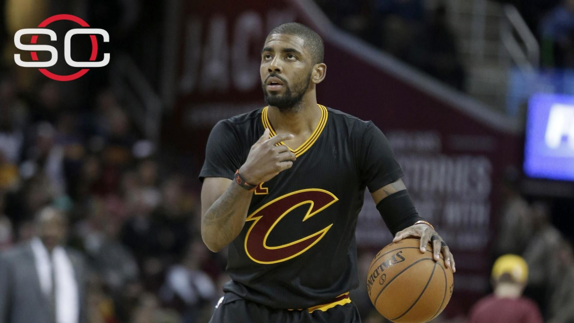 Elhassan: Kyrie sounds 'foolish' with team to beat comment