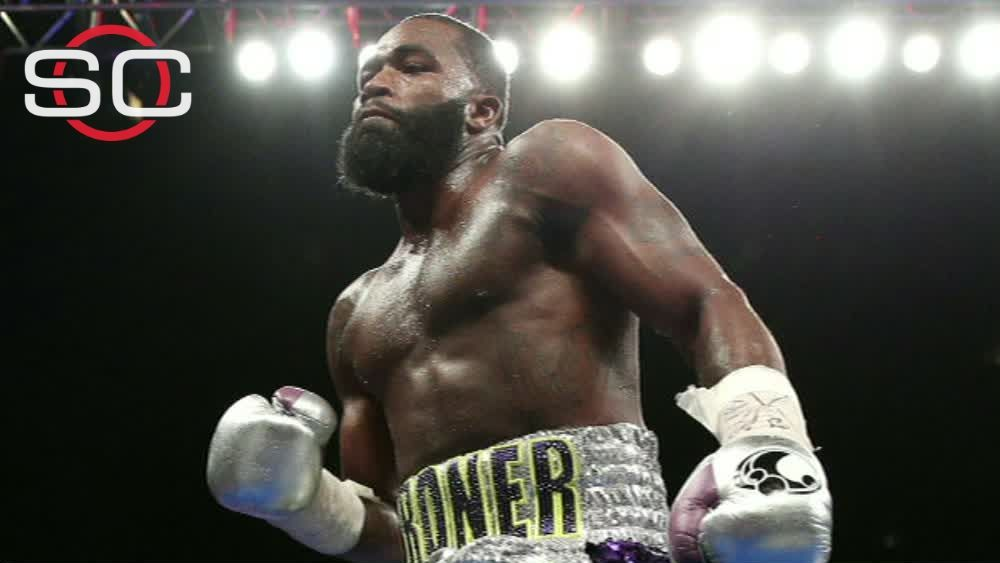 Broner turns himself in as promised