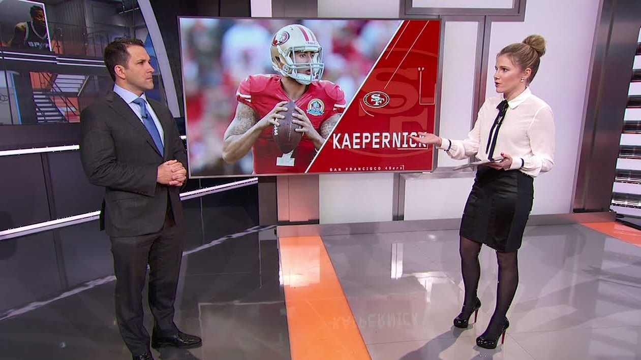 Is Kaepernick staying in San Francisco?