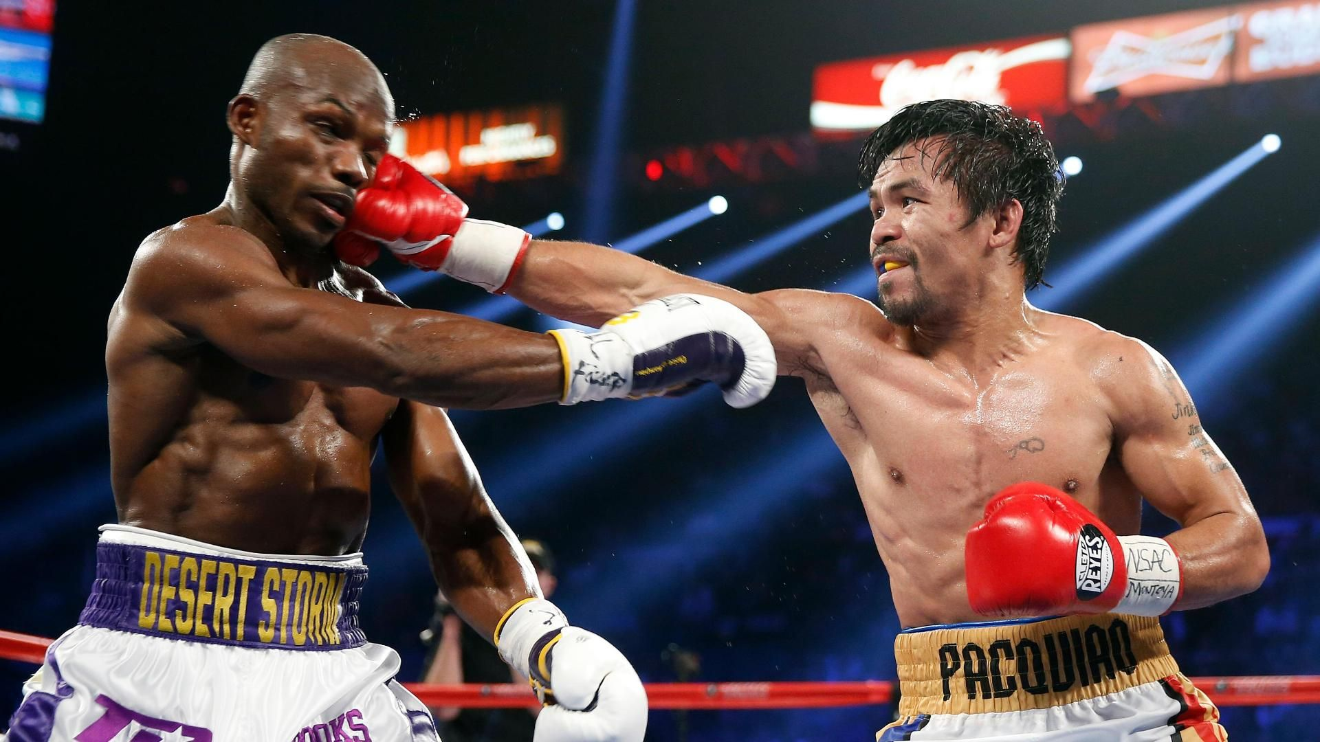 Pacquiao defeats Bradley by unanimous decision