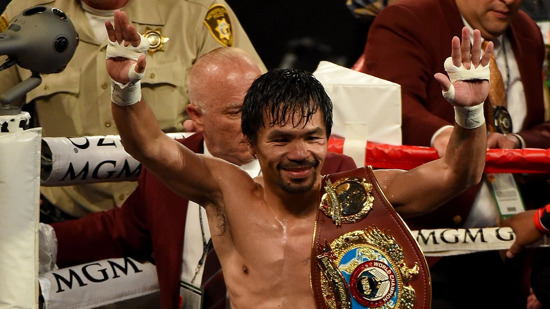 Rafael: Pacquiao looked too good to not continue