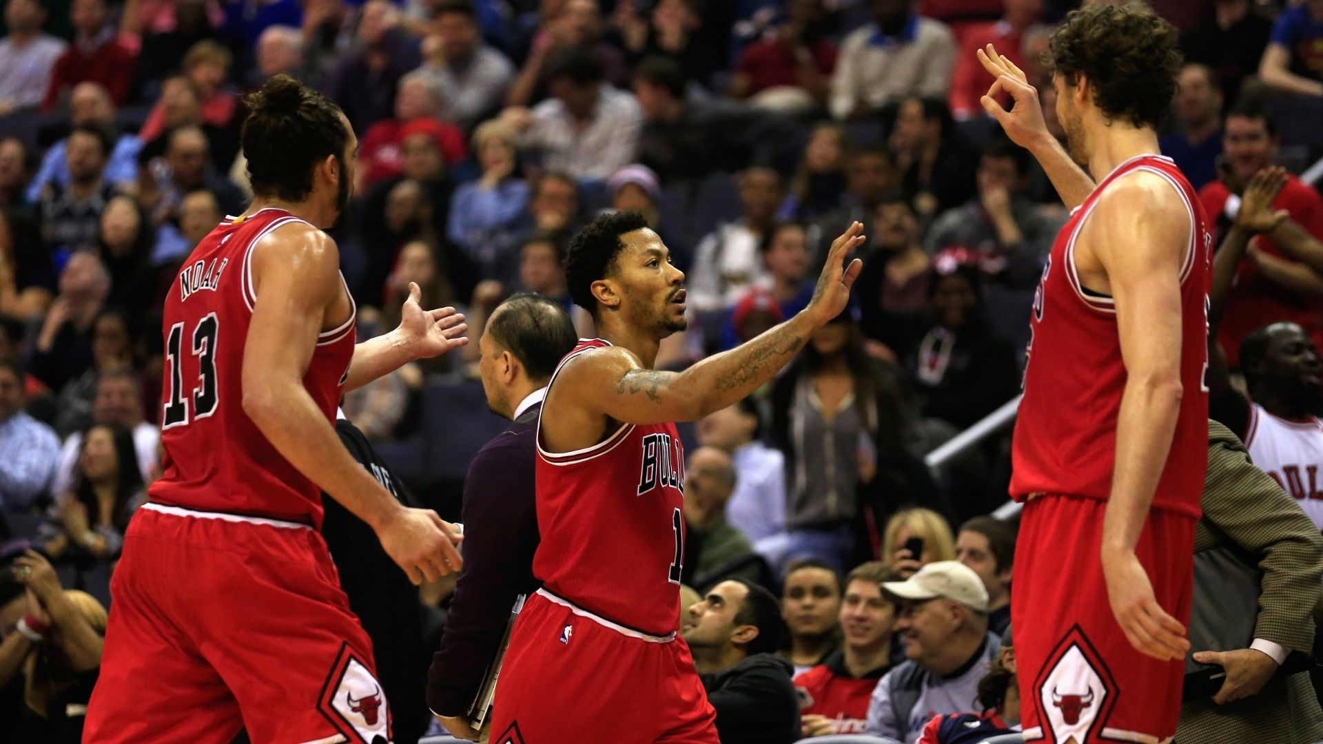 Broussard: Expect a lot of change from Bulls